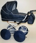 Чехлы на колеса коляски