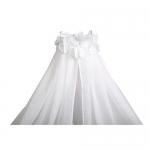 Балдахин белый, 150*300 см