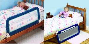 Ограждение-бортик для детской кровати